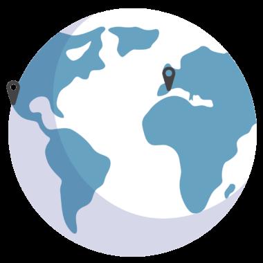 Idneo Global Presence