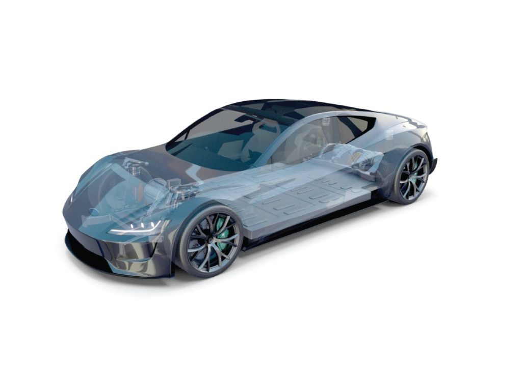 Tesla ECU