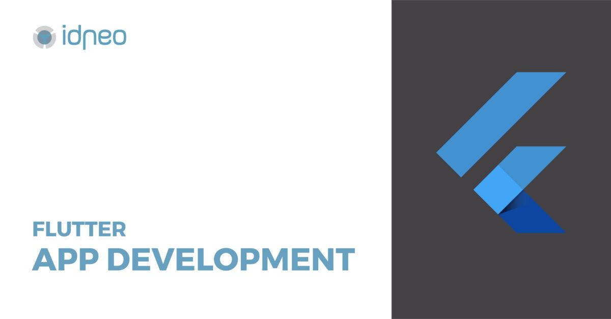 Cross-Platform Mobile Application Development using Flutter